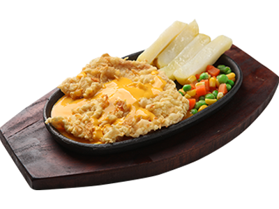 Chicken  Single Cheese